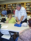 Lutheran Church of Prayer AED Training