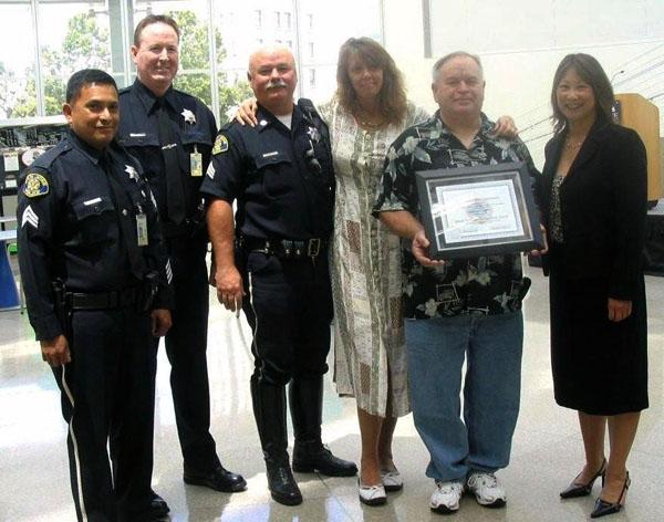 City Council Awards Cermony 6/2/09