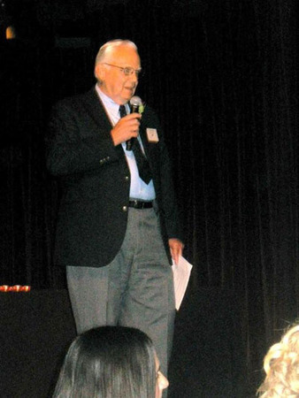 Survivor Jack Grogan, Keynote Speaker at the Hearts United event