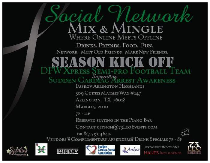 Dallas_Ft Worth Mixer