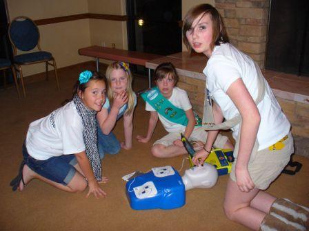 Girl Scouts B