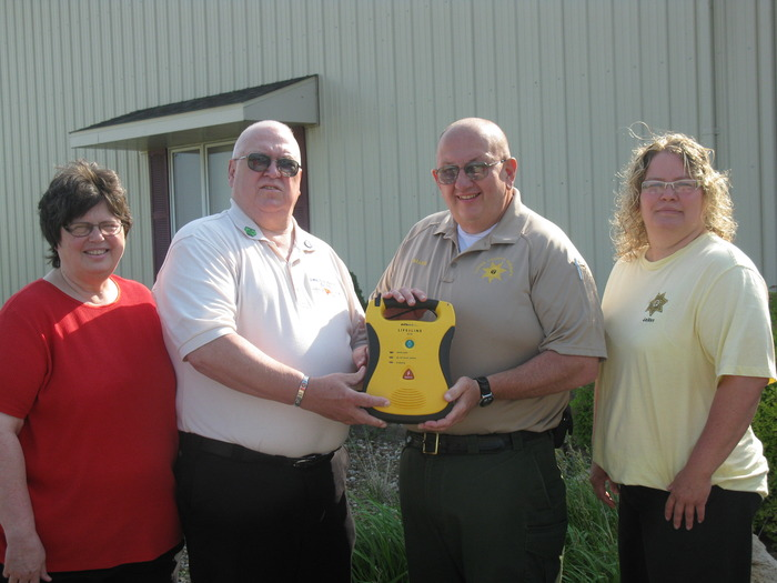 AED Donation photo