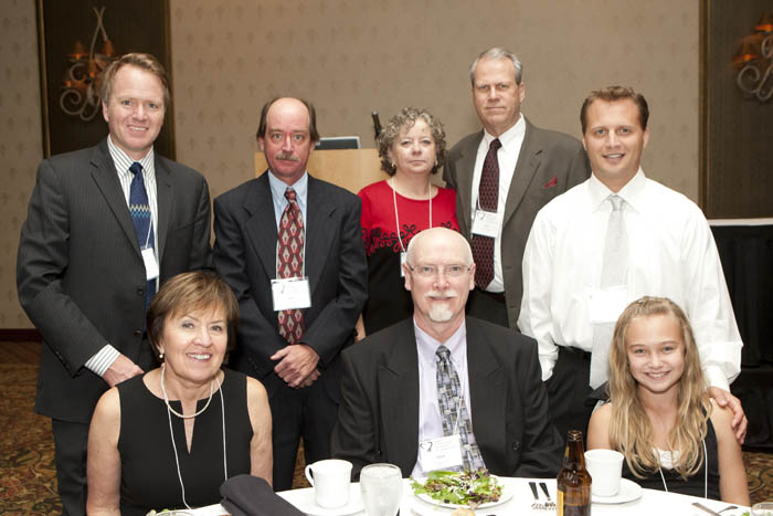 SCAA Awards Dinner 2011