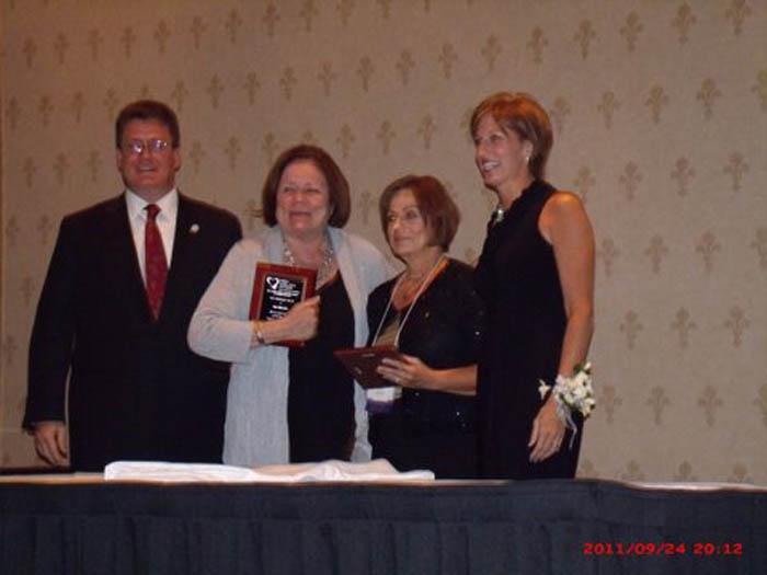 SCAA Awards Dinner 2011
