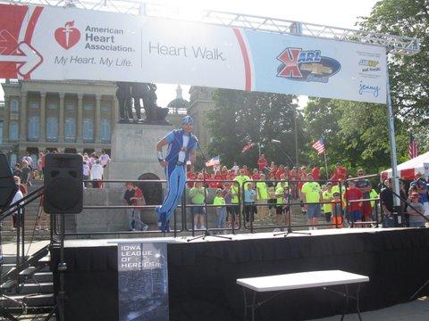 Heart Walk 32