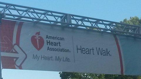 Heart Walk 49