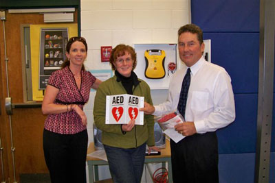 School AED Deployment