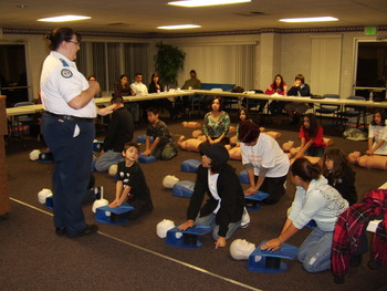 Bakersfield CPR Training