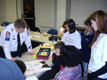 Bakersfield AED Training