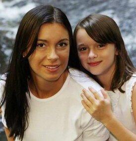 Jennifer and daughter