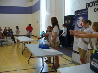 Photo B Girl Scouts
