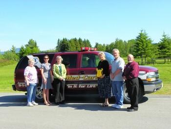 Maine AED School Donation