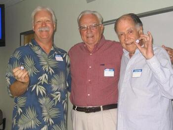 Joe Farrell, Jerry Joliff, and Jack Grogan