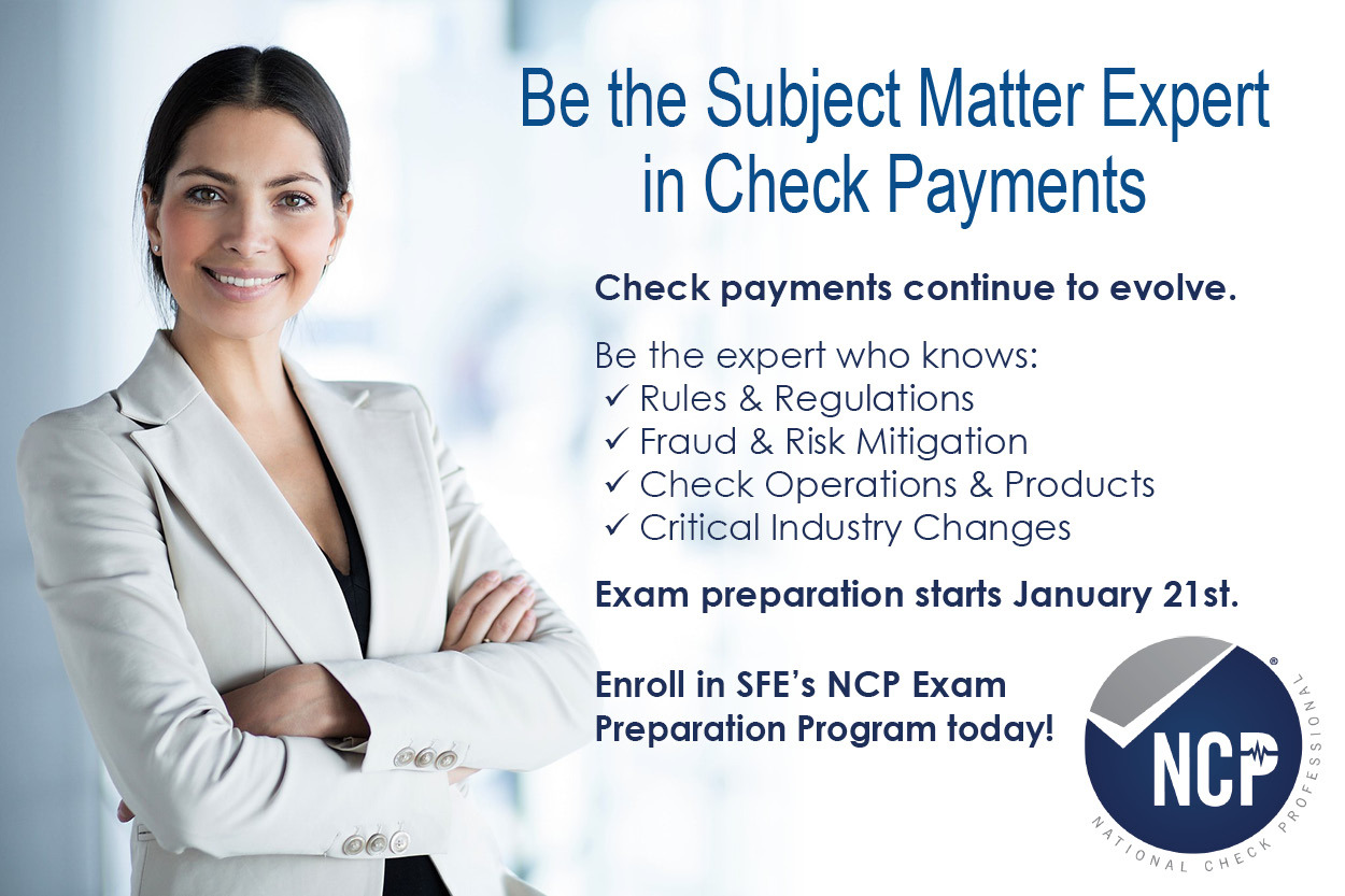SFE's NCP Exam Preparation Program