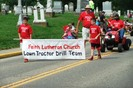 Faith Lawn Tractor Drill Team 1