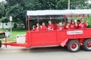 Faith Lawn Tractor Drill Team 4