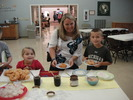 Fry Bread Sunday at LCR 1