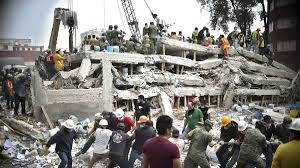 Mexico City Earthquake 1