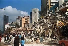 Mexico City Earthquake 2