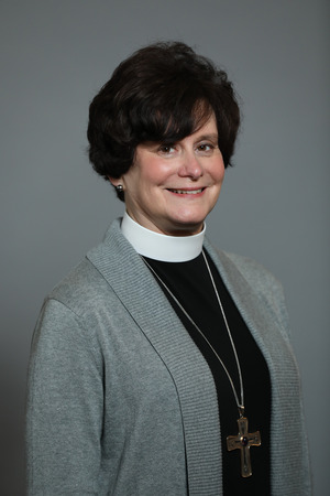 Bishop Suzanne Dillahunt March 2018