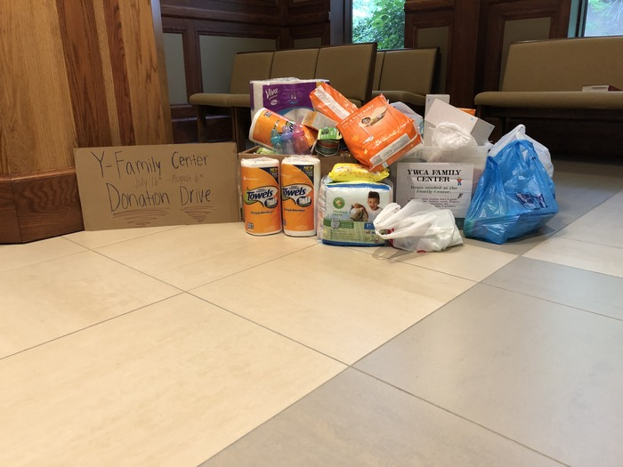 YWCA Family Center Drive 2