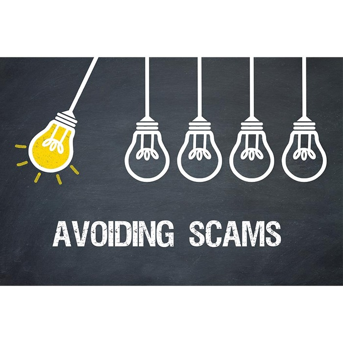 Beware scams during this time of COVID-19: Please share these resources with your congregation and family