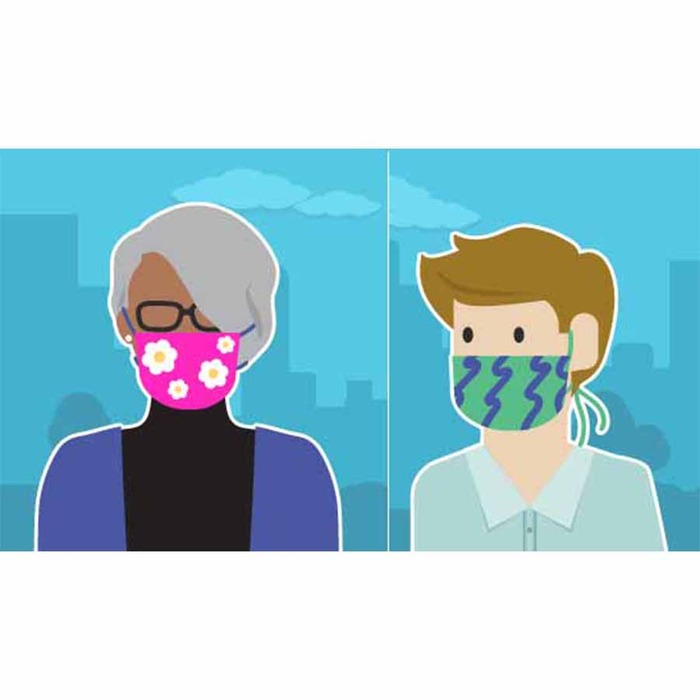 The Department of Health and Human Services offers to source face coverings for businesses, including congregations