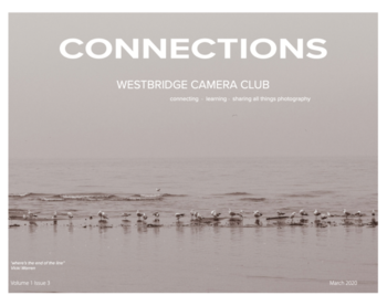 Connections News Letter 3 Cover Image