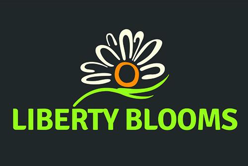 Logo Liberty Blooms