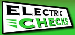 Electric Checks logo