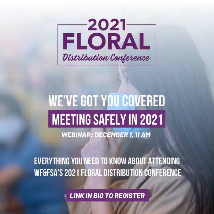 Everything you need to know about attending WF&FSA's 2021 FDC