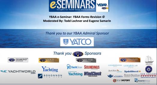 YBAA Forms Revisions